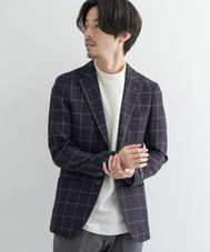 URBAN RESEARCH Tailor diFabio ウィンドウペンJACKET